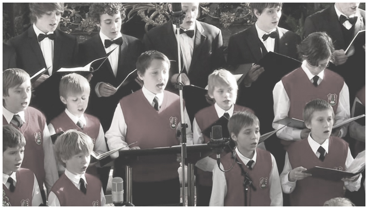 WILTEN'S BOYS CHOIR